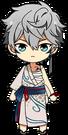 Izumi Sena Aboreal Snake Ultimate Chibi