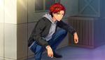(Crossroad's Onwards) Kuro Kiryu CG