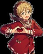 (Hot Chocolat) Tomoya Mashiro Full Render Bloomed