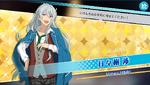 (Rainbow Jelly) Wataru Hibiki Scout CG