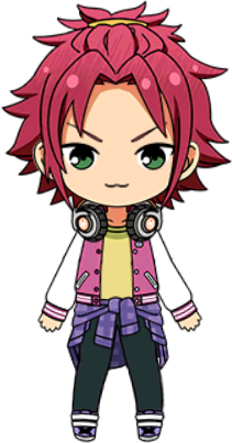 Mao Isara Youth Stadium Jumper chibi