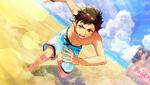 (Burning Summer's Sandy Beach) Tetora Nagumo CG2