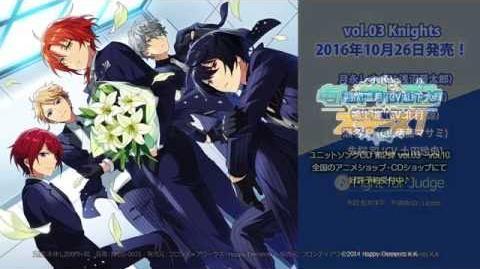 あんさんぶるスターズ!ユニットソングCD第2弾 vol.03 Knights 試聴動画