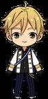 Tomoya Mashiro Knights chibi