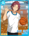 (Basketball Practice) Mao Isara Bloomed