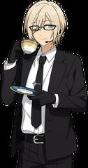 (Elegant Boss) Eichi Tenshouin Full Render