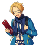 (Road to Become a Sage) Makoto Yuuki Full Render