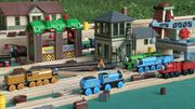 The Shunting Yard (Knapford Yards)