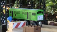 BoCo in Ballahoo Marshaling Shed