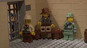 Rick, Vegard, and Weaver in Jail