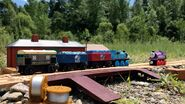 Thomas and new Rosie