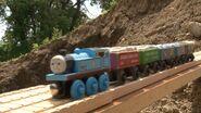 Thomas at the China Clay Works