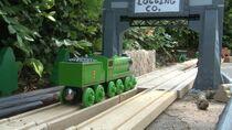 Henry at Sodor Logging Co.