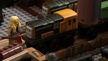 Arry and Bert white lightning attackjpg