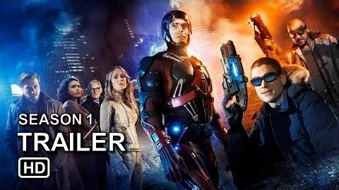 DC's Legends of Tomorrow Season 1 Trailer HD