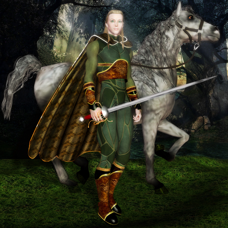elfo guerrero fondo de - photo #8