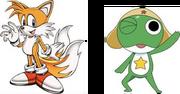 Keroro tails