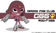 Giroro fan