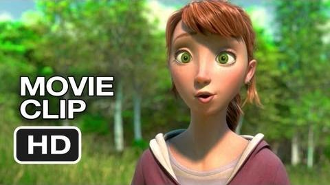 Epic Movie CLIP - MK and Bomba (2013) - Josh Hutcherson, Beyoncé, Amanda Seyfried Movie HD