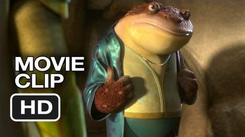 Epic Movie CLIP - Bufo (2013) - Josh Hutcherson, Beyoncé, Amanda Seyfried Movie HD