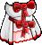 EBF3 Arm Whitemage Dress
