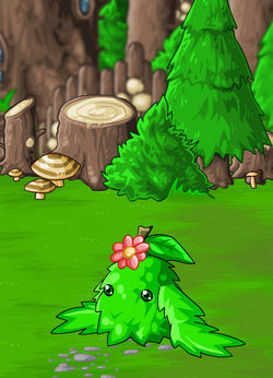 Green Bush 4