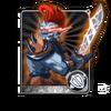 Troll Warrior Card