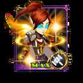 Feral Druid Helper+3 Card