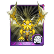 Gold Dragon(SR) Card