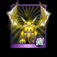 Gold Dragon(SR) Card