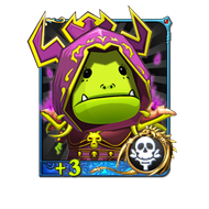 Warlock+3 (R) Card