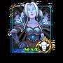 Miss+3 (R) Card
