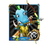 Hunter+2 (R) Card