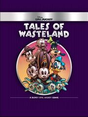 Tales of Wasteland cover digital version