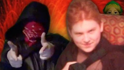The Merchant vs The Happy Mask Salesman - Epic Rap Battle Parodies Season 1
