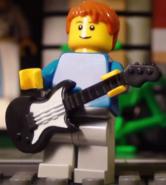 Erb nice peter lego figure