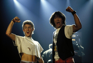 Bill & Ted Based On