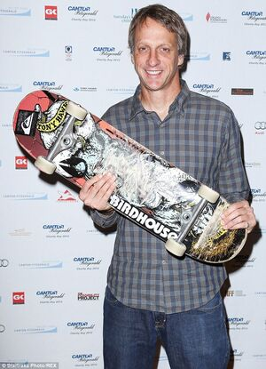 Tony Hawk Casual Clothes Based On