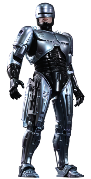 RoboCop Based On