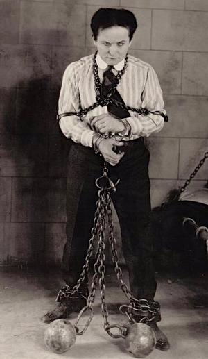 Harry Houdini Based On