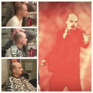 Nice Peter turning into Lenin