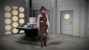 TARDIS Fourth Doctor