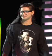 Real Skrillex At YouTube Comedy Week