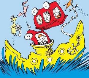Dr. Seuss' Storybook Boat Based On