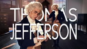 Thomas Jefferson Title Card