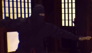 Urban Ninjas Cameo