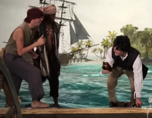 Pirates Cameo