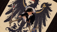 Frederick the Great Playing The Flute