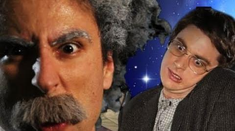 Einstein vs Stephen Hawking -Epic Rap Battles of History