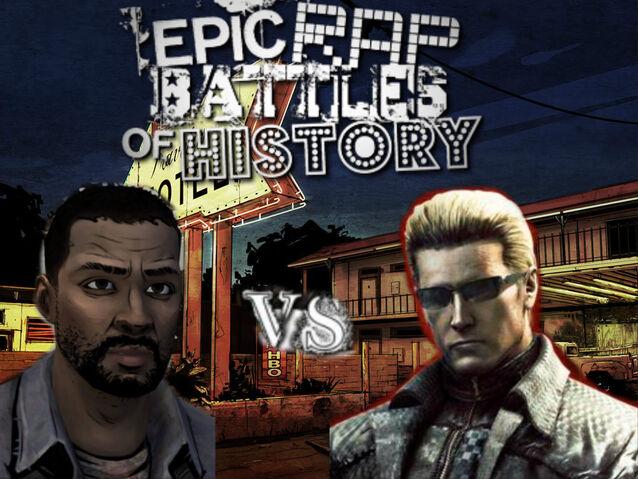 File:Lee Everett vs Albert Wesker.jpg